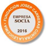 logo empresa socia fundación josep carreras